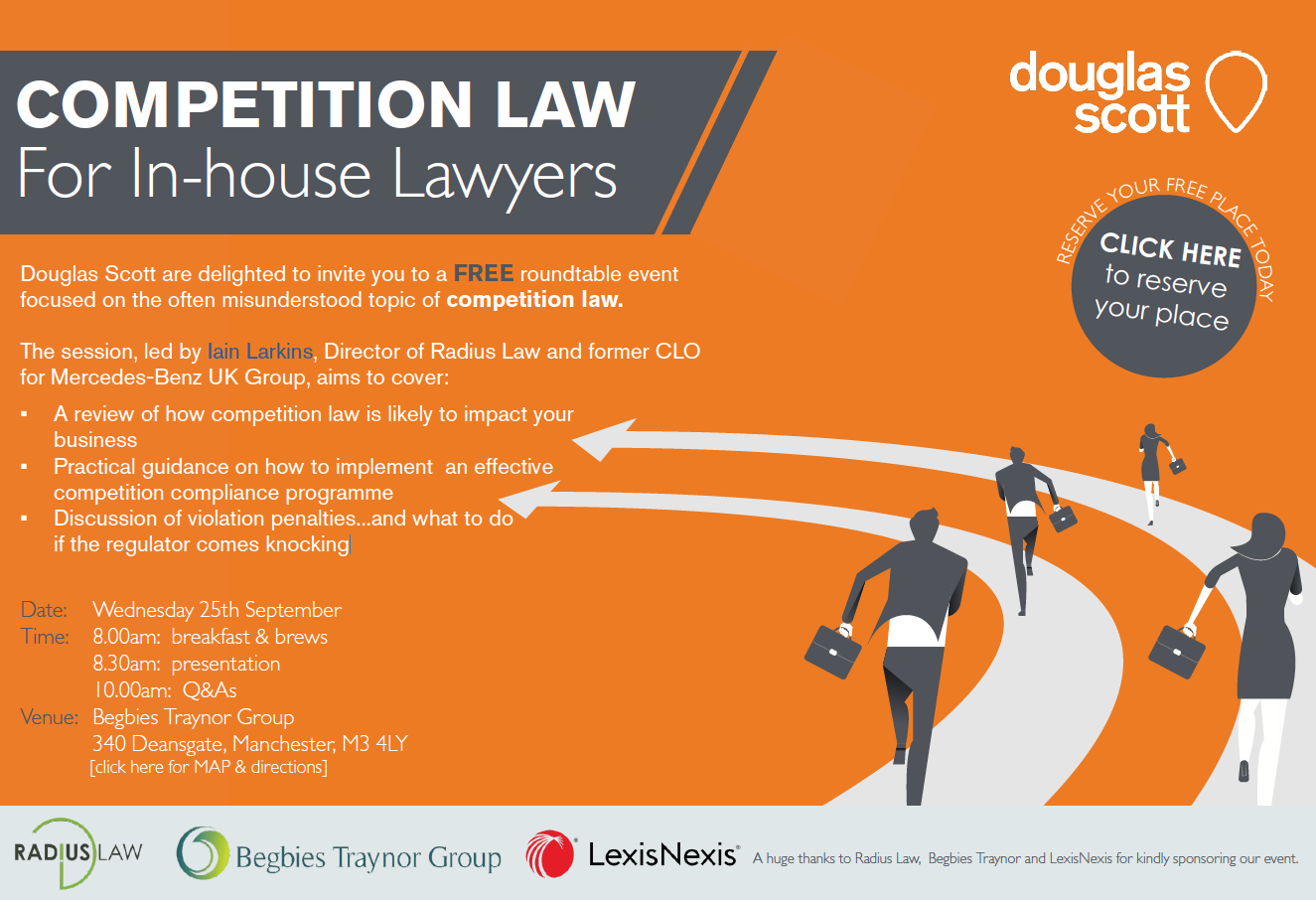 Competition law poster